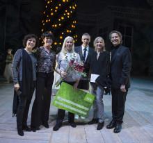 Gunilla Roempkes dansstipendium till Eva Säfström