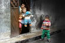 Insamling till Syrien idag