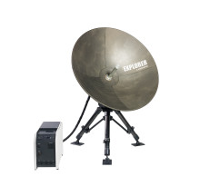 Cobham SATCOM: Innovative Satcom Tech for Content Creators at NAB Show 2017