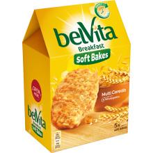 Jeszcze więcej przyjemności z miękką belVitą Soft Bakes dzięki nowym opakowaniom 250 g!