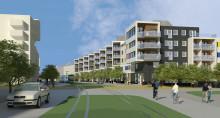 Nu startar vi vårt första byggprojekt på Brunnshög i Lund
