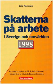 Skatterna på arbete i Sverige och omvärlden