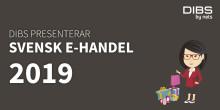 DIBS presenterar Svensk E-handel 2019