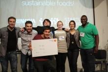 Pressinbjudan till Food hackathon på Krinova i Kristianstad