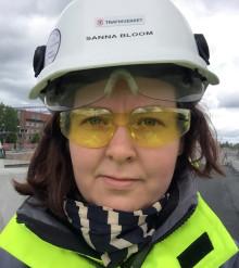 Sanna gick från gasspisar till ny chef för Iterio Projektstöd Stockholm