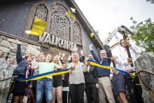 Idag invigdes Valkyria