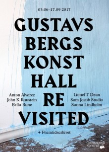 Välkommen till vernissage och bokrelease – Gustavsbergs Konsthall Revisited