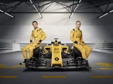 Kevin Magnussens nye gule racer