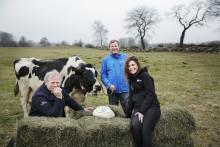 Skånemejerier klättrar till topplacering inom hållbarhet