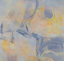 Flows & Knots – Josefin Cohen's BFA exhibition at Konstfack