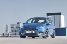 Az új generációs Fiesta ST modell Genfben debütál, ahol a Ford a teljes Ford Performance termékcsaládját bemutatja