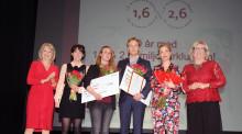 Tre unga forskare prisas för forskning om könshormonernas roll