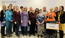 Sparbanken Nord stöttar föreningar i Piteå