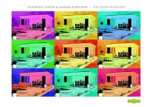 The Color Collection by Skånska Byggvaror. Fristående uterum som sätter färg på trädgården