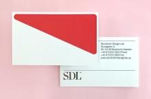 Nytt samarbete med Stockholm Design Lab