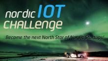 Finalisterna i Nordic Internet of Things Challenge 2015 utnämnda