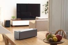 Multi-room fra Sony fylder dit hjem med trådløs musik