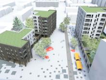 MKB investerar ytterligare cirka 300 miljoner i nya bostäder