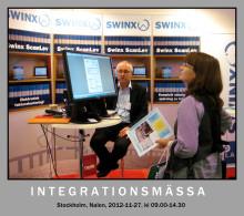 Swinx visar fakturaskanning tillsammans med Visma i Stockholm