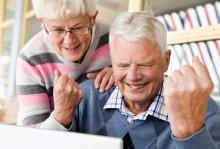 Stort intresse för seniorevent på Vävenscenen