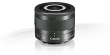 Canon lanserer verdens første AF-objektiv med innebygd makrolys  – EF-M 28mm f/3.5 Macro IS STM