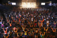 Reebok – LES MILLS LIVE 2-3 September, 2017