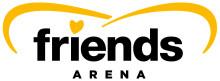 Swedbank Arena blir Friends Arena