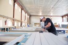 Elementproduksjon skaper 30-40 nye arbeidsplasser i Tysnes