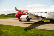 ​Norwegian reports record high passenger figures and high load factors in July