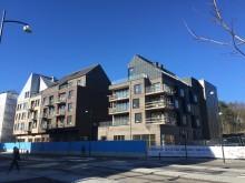 Brf Boulevarden i Nya Hovås snart klar för inflyttning