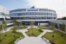 Nya VHC skapar kreativa krockar i unik byggnad