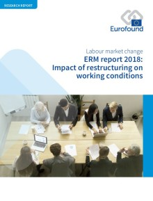 Publication alert: Impact of restructuring on working conditions