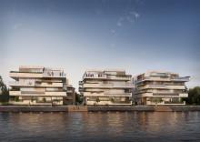 Internationellt prestigeuppdrag till Sverige: Arkitektkontoret Semrén & Månsson sätter prägel på centrala Moskva