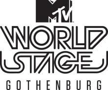 MTV väljer Göteborg – stor konsert på Götaplatsen