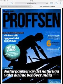 Bygg om proffsen Höst 2014