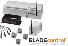 Weidmüller BLADEcontrol® varnar tidigt för skador och isbildning. Mer vinst - mindre risk genom kontinuerlig övervakning av rotorbladen.