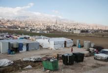 Föredrag: UNHCR i Libanon - om att arbeta i flyktingkrisens centrum
