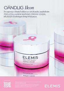 Pressrelease - ELEMIS Pro-Collagen Marine Cream Limited Edition
