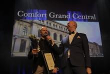 Comfort Hotel Grand Central vinner gull for enestående service