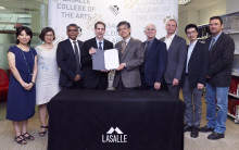 LASALLE College of the Arts partners Niigata University to showcase rare animation art, and embark on first-of-its-kind Animation Archiving Project in Singapore