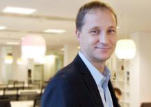 Microsofts vd pratar om jämställdhet med Umeåstudenter