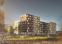 MKB Fastighets AB bygger 300 nya bostäder i Limhamn, Malmö