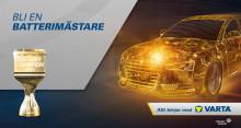 Registrera dig för 2014 VARTA®-batterimästers kapet