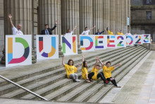 'Be Brilliant!' - Dundee 2023 Bid Announcement