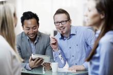 Ekonomichefer i större bolag positiva till molntjänster för företagets ekonomi