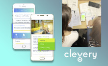 """Abiturvorbereitung digital: Elisabethgymnasium in Thüringen nutzt Oberstufen-App """"Clevery"""" im Unterricht"""