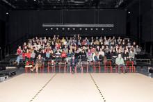 Backa Teater gästspelar på utsålt Dramaten