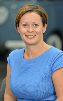 Kirsten Stagg appointed new Head of Marketing for VW Commercial Vehicles