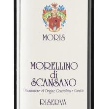 Nyhet 1/12. Morellino di Scansano Riserva D.O.C.G. 2013  - toskansk riseva i toppklass