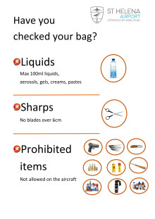 Have you checked your bag